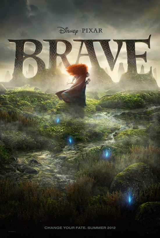 'Brave' Poster