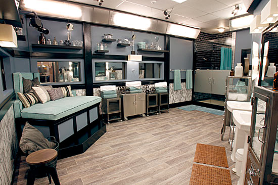 Previous Next Big Brother USA Season 13 The House Copyright CBS 4