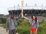 Tinchy Strider and Dionne Bromfield