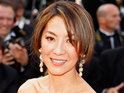 Tomorrow Never Dies star Michelle Yeoh is blacklisted from Burma over her current film role.