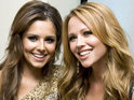Kimberley Walsh says that Cheryl Cole is constantly hounded by the press.