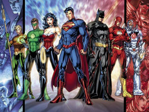 Jim Lee&#39;s &#39;Justice League&#39;