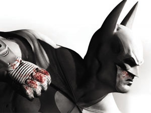 Batman: Arkham City cover art