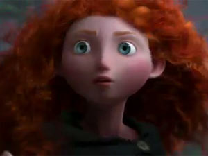 Still from the trailer for &#39;Brave&#39;