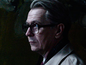 Gary Oldman as George Smiley in Tinker, Tailor, Soldier, Spy