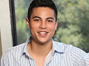 Dominic Briones - Big Brother USA: Season 13 housemate