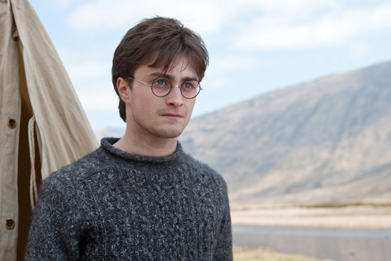 Potter's iconic glasses