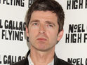 Noel Gallagher says that he can't talk about Liam or he will get sued.