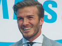 David Beckham insists that his wife Victoria Beckham doesn't tell him what to wear.