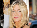 Jennifer Aniston reportedly says goodbye to her Beverly Hills home by throwing a party.