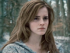 Hermione Granger in &#39;Harry Potter And The Deathly Hallows Part 1&#39;