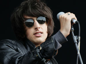 Faris Badwan of The Horrors