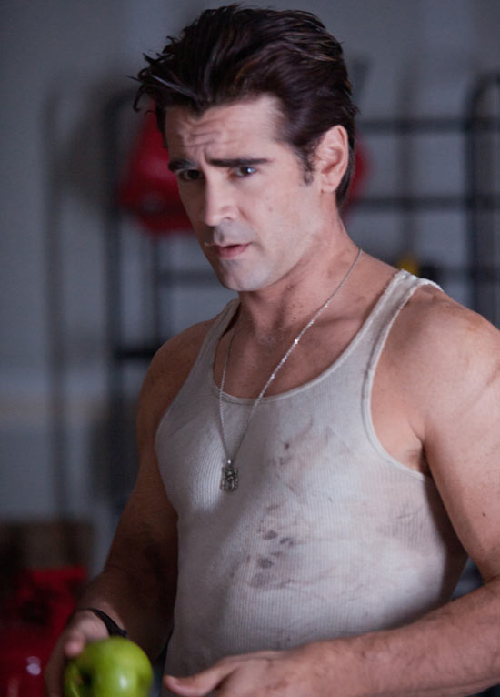 Colin Farrell in 'Friday NIght'