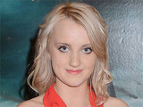Evanna Lynch aka Luna Lovegood attending the Irish premiere of 'Harry Potter and the Deathly Hallows - Part 2'