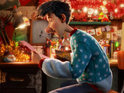 James McAvoy voices the lead role in Arthur Christmas, the latest movie from Wallace & Gromit creators Aardman.