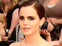 Harry Potter's Emma Watson says that she finds being judged difficult.