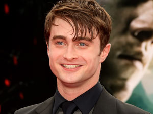 Daniel Radcliffe at the &#39;Harry Potter and The Deathly Hallows Part 2&#39; New York Premiere