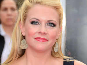 Melissa Joan Hart at the 'Harry Potter and The Deathly Hallows Part 2' New York Premiere