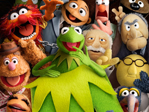 The Muppets International Poster