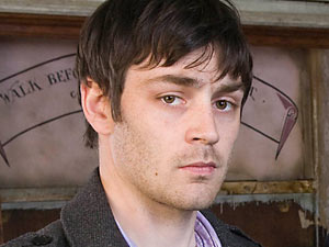 Brian Doyle (Matthew McNulty) from Single-Handed