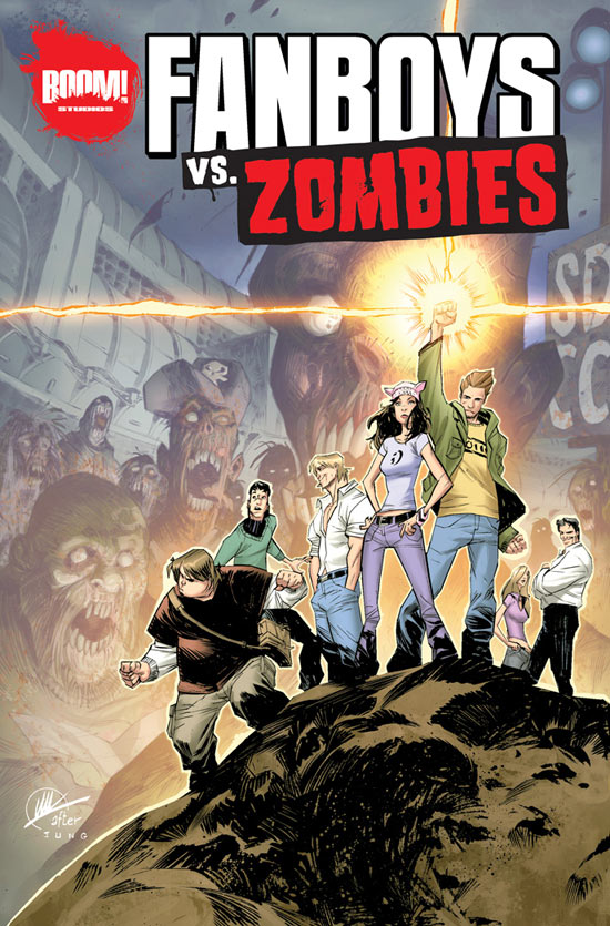 Fanboys vs. Zombies teaser