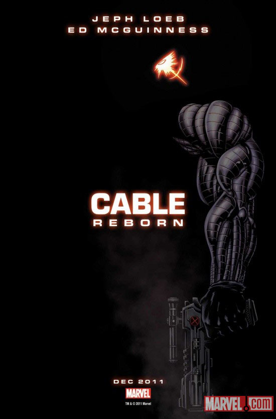 X-Men Cable Reborn