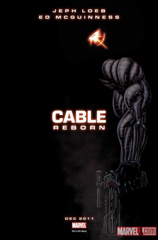 X-Men Cable Reborn