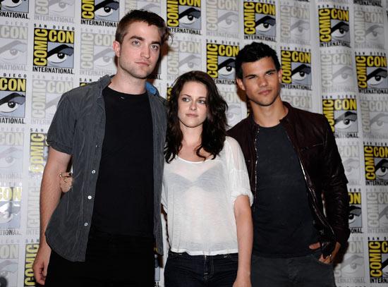 The 'Twilight' cast
