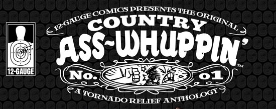 12-Gauge Comics' 'Country Ass-Whuppin'