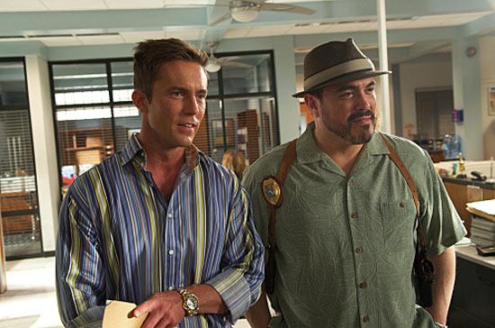 Quinn and Batista
