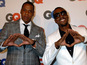 The Throne win 'Best Group' at BET Awards