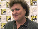 Dot-Marie Jones at Comic-Con
