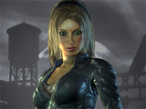 Batman: Arkham City Talia al Ghul