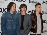 Arctic Monkeys at the MOJO Honours awards