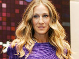 "Sarah Jessica Parker in Shanghai as a special guest of a figure skating show ""Artistry on Ice."""