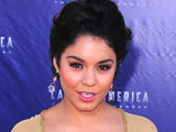 Vanessa Hudgens at the Los Angeles Premiere of 'Captain America: The First Avenger'