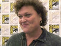 Dot-Marie Jones chats to Digital Spy at Comic-Con about her role on Glee.