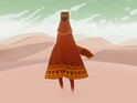 We go hands-on with thatgamecompany's latest PSN title and work of art Journey.
