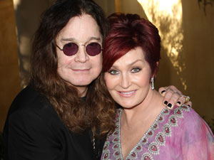 Ozzy and Sharon Osbourne at 13th Annual Design Care Benefiting the HollyRod Foundation.