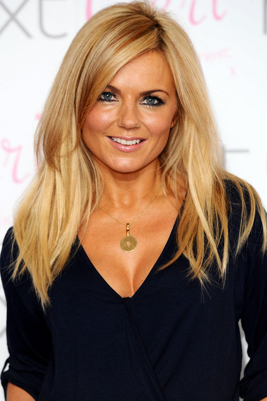 Geri Halliwell - The Spice Girl turns 39 on Saturday.