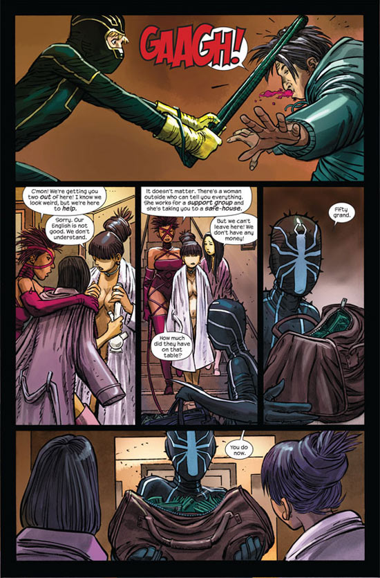 Kick-Ass 2 Issue 3 Preview