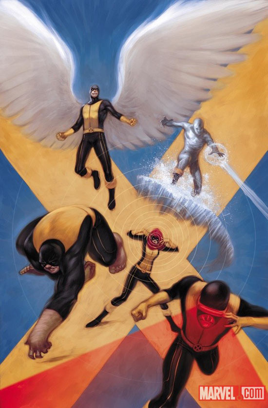 X-Men Cover