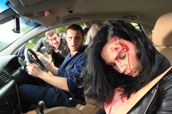 Diana Cain Car Accident