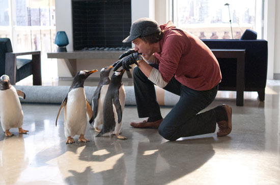 'Mr Popper's Penguins' still