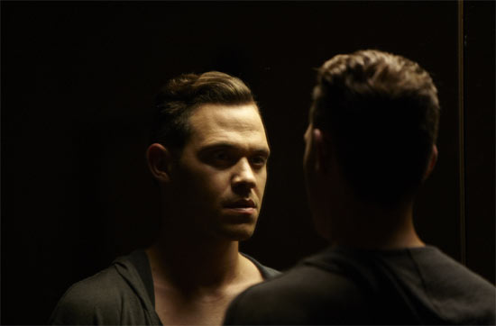 Still from Will Young 'Jealousy' video