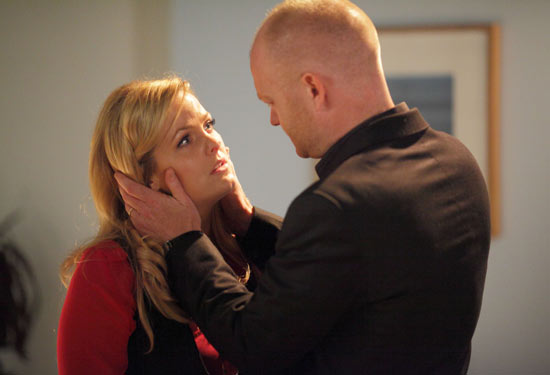 Tanya Jessop (Jo Joyner), Max Branning (Jake Wood)