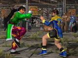 &#39;Tekken Hybrid&#39; screenshot