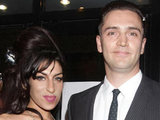 Amy Winhouse and Reg Traviss
