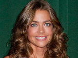 Denise Richards promotes her new book &#39;The Real Girl Next Door&#39; in New York