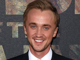 Tom Felton at the premiere of 'Rise Of The Planet Of The Apes' in Hollywood